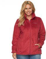 Columbia Plus Size Blustery Summit Fleece Jacket