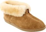 Minnetonka Men's Sheepskin Ankle Boot