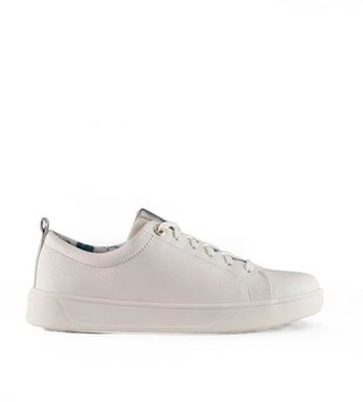 Bloom Leather Sneaker White