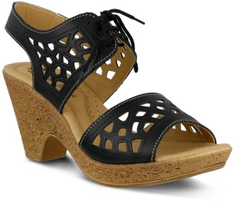 Spring Step Lamay Women's Slingback Sandals