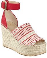 Marc Fisher Adalyn Espadrille Platform Wedge Sandals