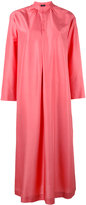 Joseph oversize kaftan dress - women - Silk - 36