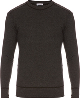 Tomas Maier Lightweight cotton-blend sweatshirt