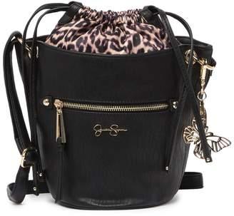Jessica Simpson Arden Bucket Crossbody Bag