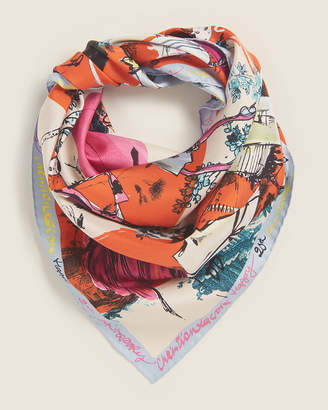 Christian Lacroix 20th Anniversary Scarf