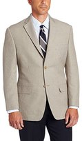 Haggar Men's Mini Houndstooth Sport Coat