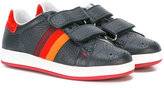 Paul Smith double touch strap sneakers