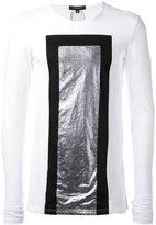 Unconditional graphic printed top - men - Cotton - M