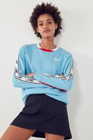Reebok X UO Color Block Vector Crew-Neck Sweatshirt