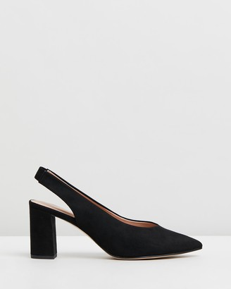 Dorothy Perkins Wide Fit Everley Court Shoes