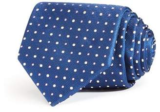 Bloomingdale's The Men's Store at Large Alternating Dots Classic Tie - 100% Exclusive