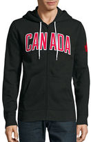 Canadian Olympic Team Collection Mens Canada Full-Zip Hoodie