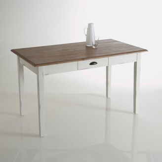 La Redoute Interieurs Roside Solid Pine Dining Table (Seats 2-4)