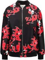 Just Female THEORY Bomber Jacket tan black