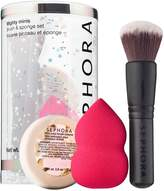 Sephora Mighty Minis Brush & Sponge Set