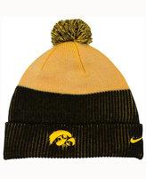 Nike Iowa Hawkeyes Reflective Knit Hat