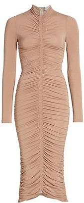 A.L.C. Ansel Ruched Bodycon Dress