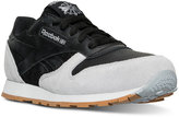 Reebok Boys' Classic Leather SP Casual Sneakers from Finish Line