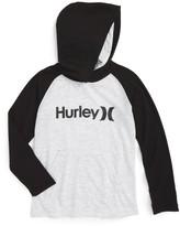 Hurley Boy's Flow Dri-Fit Hoodie