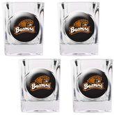 Oregon State Beavers 4-pc. Shot Glass Set