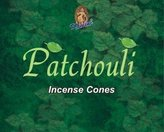 Kamini Cones Incense Case, Patchouli, 12 Piece
