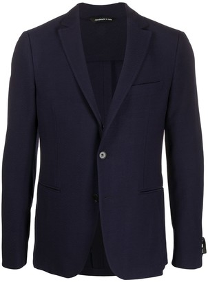 Tonello Fitted Formal Blazer