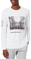 Topman Men's Osterlandt Graphic T-Shirt