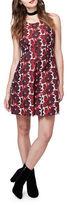 Rachel Roy Floral Jacquard Dress