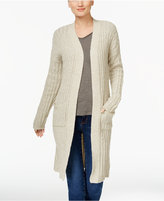 INC International Concepts Open-Front Duster Cardigan, Only at Macy's