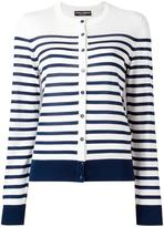 Dolce & Gabbana striped knitwear - women - Silk - 44
