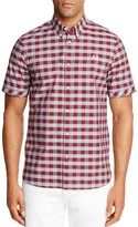 Fred Perry Bold Gingham Regular Fit Button-Down Shirt
