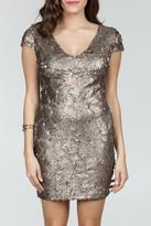Ark & Co Sequin Cocktail Dress