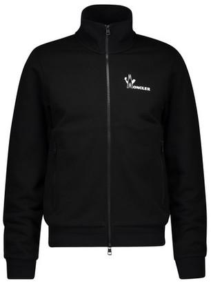 Moncler Maglia logo cardigan