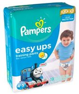 Pampers Easy Ups® 19-Count Size 4T-5T Trainers for Boys