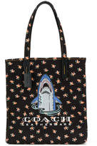 Coach Sharky tote bag