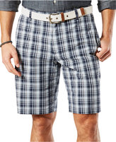 Dockers Leightweight Plaid Shorts