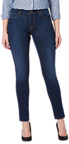 Lee Elly High Waist Slim Jeans, Dark Urban Indigo