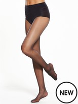 Pretty Polly 2 Pack 15 Denier Shaping Tights
