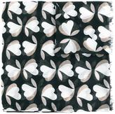 Twin-Set heart print scarf