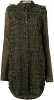 Damir Doma ruffle detail shirt top