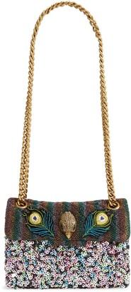 Kurt Geiger Mini Kensington Sequin Crossbody Bag