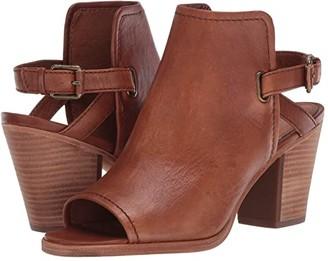 Frye Dani Shield Sling (Pale Blush Sun-Washed Leather) Women's Boots