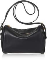 Joanna Maxham Pebbled Black Roll Bag
