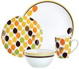 Rachael Ray Little Hoot 4-Piece Dinnerware Set