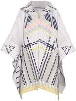 Peter Pilotto Ottaman knit wool-blend cape
