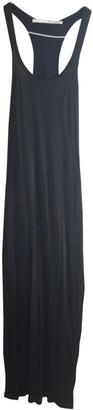 Isabel Benenato Black Viscose Dresses