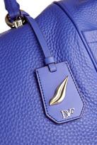 Diane von Furstenberg Sutra Bold textured-leather tote