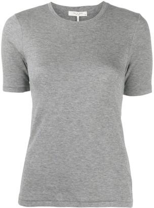Rag & Bone/JEAN ribbed crew-neck T-shirt