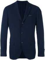 Lardini suit jacket - men - Cupro/Viscose/Wool - 50