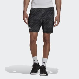 adidas Ergo Tennis Printed Shorts Aeroready